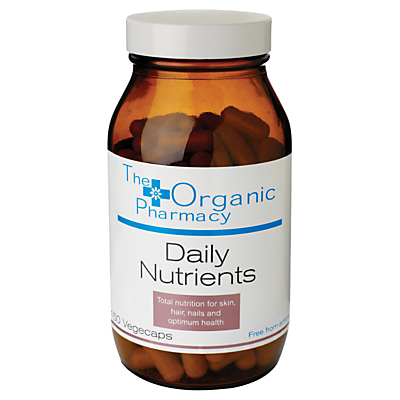 shop for Organic Pharmacy Daily Nutrients, 150 Capsules at Shopo