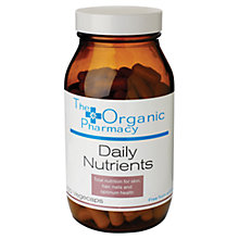 Buy Organic Pharmacy Daily Nutrients, 150 Capsules Online at johnlewis.com