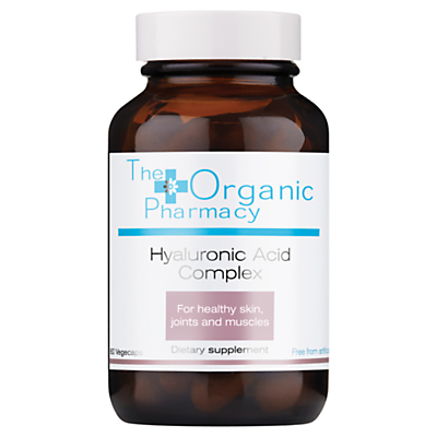 shop for Organic Pharmacy Hyaluronic Acid Complex, 60 Capsules at Shopo