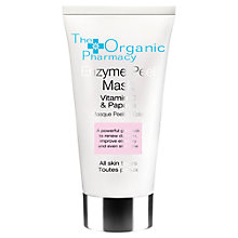 Buy Organic Pharmacy Enzyme Peel Mask with Vitamin C and Papaya, 40ml Online at johnlewis.com