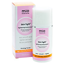 Buy Mio Skin Tight Body Tightening Serum, 100ml Online at johnlewis.com