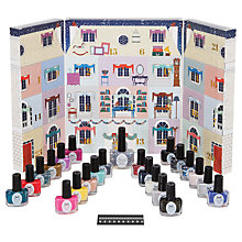 Buy Ciate Mini Mani Manor Advent Calendar Style Nail Polish Gift Set Online at johnlewis.com