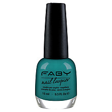 Buy FABY Nail Polish - Fabulous SS14 Collection, 15ml Online at johnlewis.com