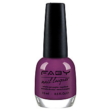 Buy FABY Nail Polish - Classics Collection, 15ml Online at johnlewis.com
