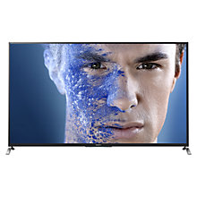 "Buy Sony Bravia KDL65W955 LED HD 1080p 3D Smart Wedge TV, 65"" with Freeview HD with 2x 3D Glasses Online at johnlewis.com"