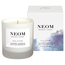 Buy Neom Real Luxury Standard Candle, 185g Online at johnlewis.com