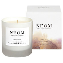 Buy Neom Sensuous Standard Candle, 185g Online at johnlewis.com