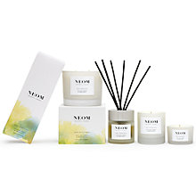 Buy Neom Feel Refreshed Diffuser Refill, 100ml Online at johnlewis.com