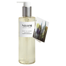 Buy Neom Burst of Energy Body and Hand Wash, 250ml Online at johnlewis.com