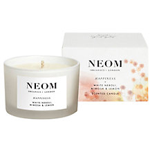 Buy Neom Happiness Travel Candle, 75g Online at johnlewis.com