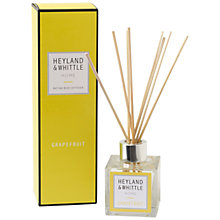 Buy Heyland & Whittle Grapefruit Diffuser, 100ml Online at johnlewis.com