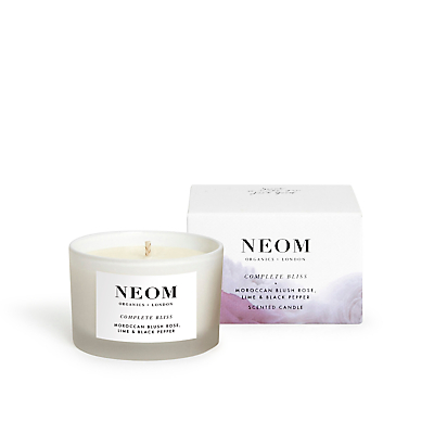 Neom Complete Bliss Travel Candle, 75g