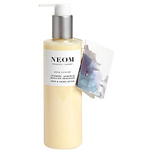 Buy Neom Real Luxury Body and Hand Lotion, 250ml Online at johnlewis.com