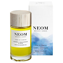 Buy Neom Time to Unwind Bath and Shower Oil, 100ml Online at johnlewis.com
