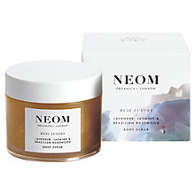 Buy Neom Real Luxury Body Scrub, 332g Online at johnlewis.com