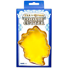 Buy Suck UK Queen's Head Cookie Cutter Online at johnlewis.com