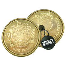 Buy Round Pound Coin Purse Online at johnlewis.com