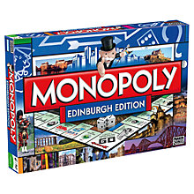 Buy Winning Moves Edinburgh Edition Monopoly Online at johnlewis.com