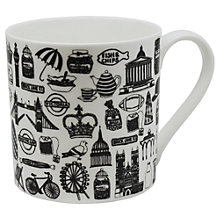 Buy Martha Mitchell British Mug Online at johnlewis.com