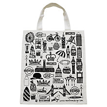 Buy Martha Mitchell British Print Tote Bag Online at johnlewis.com