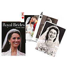Buy Royal Brides Playing Cards Online at johnlewis.com