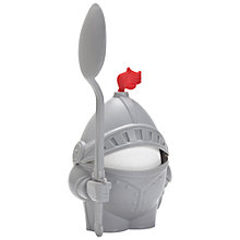 Buy Luckies Arthur Egg Cup and Spoon Online at johnlewis.com