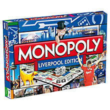 Buy Liverpool Edition Monopoly Online at johnlewis.com