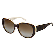 Buy Ralph Lauren 0RL8114 Cat's Eye Sunglasses, Havana Online at johnlewis.com
