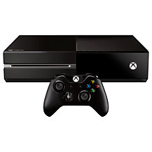 Buy Microsoft Xbox One Console (without Kinect) Online at johnlewis.com