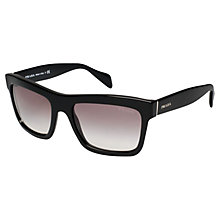 Buy Prada PR25QS D-Frame Sunglasses Online at johnlewis.com