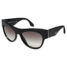 Buy Prada PR28QS Limited Edition Voice Sunglasses Online at johnlewis.com