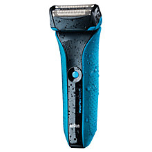 Buy Braun WF2s WaterFlex Shaver Online at johnlewis.com