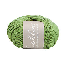 Buy Sublime Efm Wool Dk Camper Online at johnlewis.com
