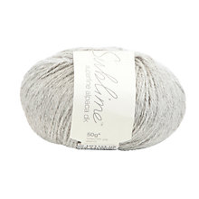 Buy Sublime Superfine Alpaca DK, 50g Online at johnlewis.com