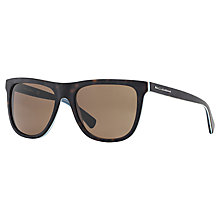 Buy Dolce & Gabbana DG4229 Square Plastic Frame Sunglasses Online at johnlewis.com