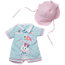 Buy Zapf Baby Born Romper Collection, Assorted Online at johnlewis.com