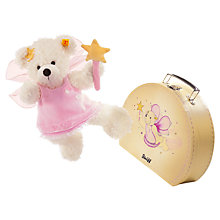 Buy Steiff Lotte Star Fairy Teddy Bear & Case Online at johnlewis.com