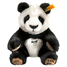 Buy Steiff Manschli Panda Soft Toy Online at johnlewis.com