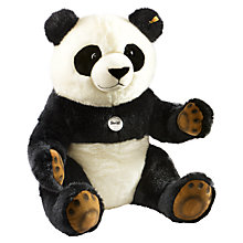 Buy Steiff Pummy Giant Panda Online at johnlewis.com