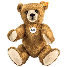 Buy Steiff Rocco Teddy Bear, 35cm Online at johnlewis.com