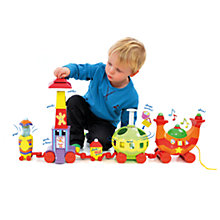 Buy In The Night Garden Ninky Nonk Musical Activity Train Online at johnlewis.com