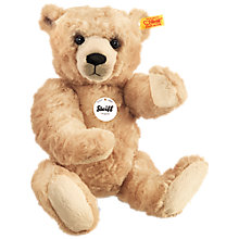 Buy Steiff Rocky Teddy Bear, 35cm Online at johnlewis.com