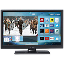 "Buy Linsar 24LED2000S LED HD Ready Smart TV/DVD Combi, 24"" with Freeview HD Online at johnlewis.com"