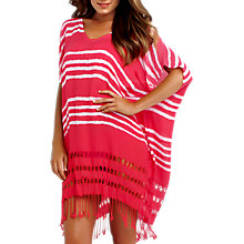 Buy Seafolly Utopia Stripe Kaftan, One Size Online at johnlewis.com
