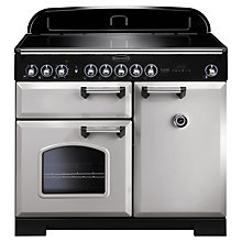 Buy Rangemaster Classic Deluxe 100 Induction Hob Range Cooker Online at johnlewis.com