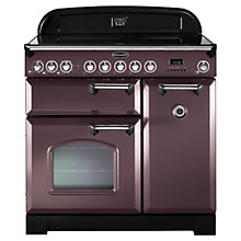 Buy Rangemaster Classic Deluxe 90 Induction Hob Range Cooker Online at johnlewis.com