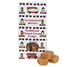 Buy Milly Green Traditional Clotted Cream Fudge, 150g Online at johnlewis.com