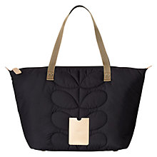 Buy Orla Kiely Etc Shopper Bag, Indigo Online at johnlewis.com