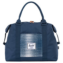 Buy Herschel Strand Holdall, Navy Online at johnlewis.com