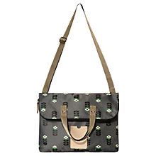 Buy Orla Kiely Etc Foldover Tote Handbag, Slate Online at johnlewis.com
